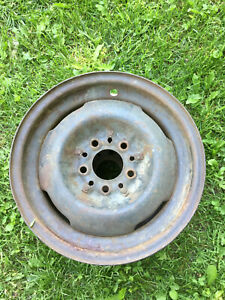 1949 1950 1951 1952 1953 1954 Plymouth Dodge Wayfarer 15 Inch Wheel Road Wheel