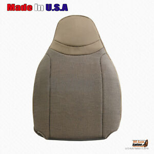 2000 To 2002 Ford Ranger Front Passenger Top Replacement Cloth Cover Prairie Tan