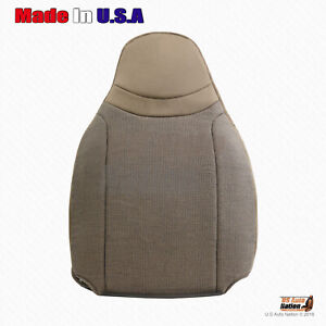 2000 2001 2002 Ford Ranger Front Passenger Side Top Replacement Cloth Cover Tan
