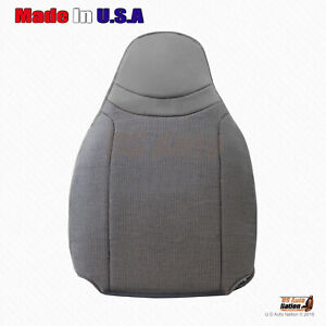 2000 2001 2002 Ford Ranger Xl Sport Xlt Driver Top Gray Cloth Replacement Cover