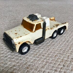 Vintage Nylint Pressed Steel Tow Truck Wrecker Parts Or Restoration Usa