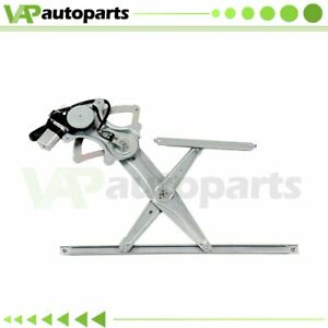 For 2002 2006 Toyota Camry Power Window Regulator Front Left With Motor