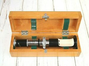 Soviet Microscope Mpb 2 Ussr Microscope Reading