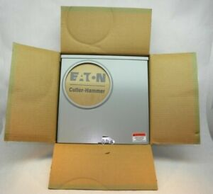 New Eaton Cutler Hammer 1008819ch 200 Amp Meter Socket 1ph 3 Wire 4 Jaw 3r Dp