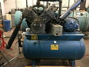 Quincy 25 Hp Air Compressor Used