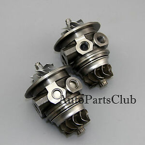 Volvo S80 Xc90 B6284t B6294t N3p28ft 2 9 T6 Pair Bi Turbo Cartridge Chra Core