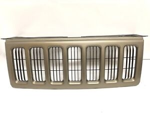2006 2010 Jeep Commander Suv Grille Color Coded Magnesium Grey Green