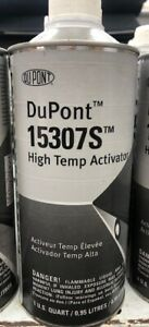 Dupont 1 Quart High Temp Activator 15307s