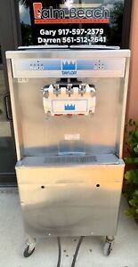 Taylor 754 33 Air Cooled Commercial Soft Serve Ice Cream Machine