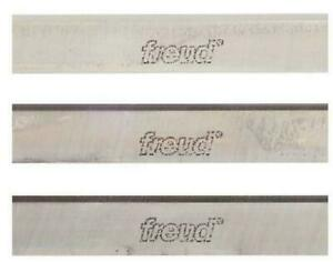 Freud C330 4 3 8 inch X 11 16 inch X 1 8 inch Jointer Knives 3 piece Set