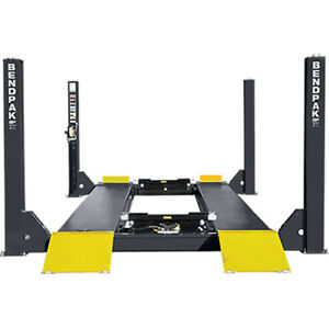 Bendpak 5175168 Four post Vehicle Lift 35 000 Lbs Extended