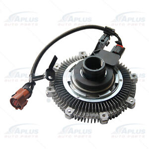 Electric Fan Clutch Fit 2008 2007 Lincoln Mark Lt Ford F 150 Expedition V8 5 4l