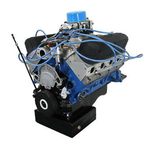 Blueprint Engines Psf4270ctc Pro Series Dressed Crate Engine Ford 427