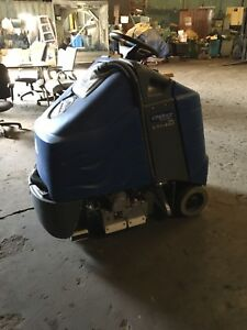 Chariot Iextract Carpet Cleaning Machine