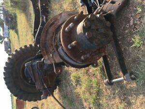 14 Bolt Full Float Axle