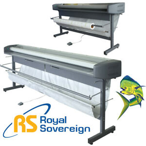 Royal Sovereign Ret 2502 98 Electric Banner Poster Photography Trimmer Cutter