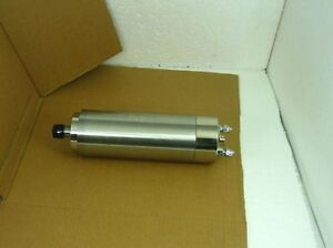 Water Cooled Mold Spindle Motor 3kw 4hp For Metal Ax