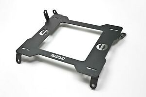 Sparco Seat Base 600 Series Right For 94 01 Acura Integra 600sb031r