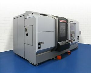 only 315 Hours Mori seiki Nz 1500t2y Cnc Lathe Y axis Twin Spindle Twin Turret