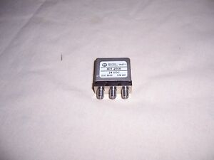 Dow key 401 2808 24v Dc Rf Relay