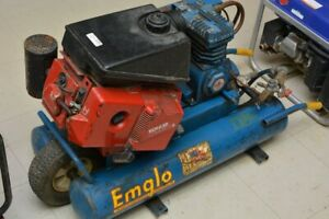 Emglo Twin Tank Air Compressor Local Oh Pickup Only am1039406