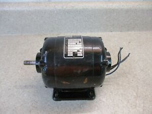 Bodine Electric Fractional Horsepower Electric Motor 724830g Used