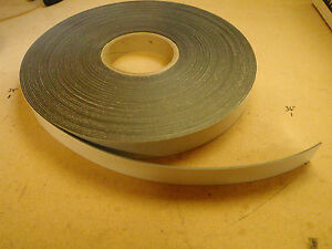 1 Magnetic Tape Roll adhesive Backed 100 Ft Roll W 3 Score On Roll