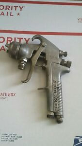 Devilbiss Spray Gun Jga 556 Used