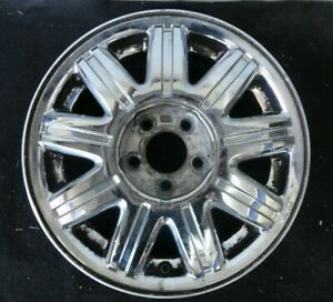 16 Chrysler Town And Country Wheel Rim Oem Factory 2004 2007 Chrome 2211