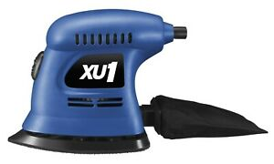 XU1 DETAIL SANDER XDS-300 125W Dust Sealed Switch Lock-On Switch Palm Grip