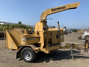 Vermeer Bc 1250a Wood Chipper