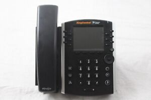 Ring Central Polycom Vvx 411 Voip Business Telephone W Stand Handset