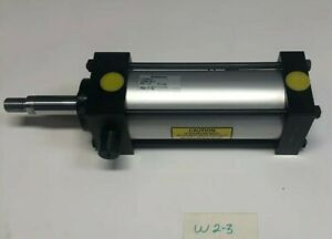 Large 3 1 4 Bore X 6 Stroke Pneumatic numatic Air Cylinder fast Shipping