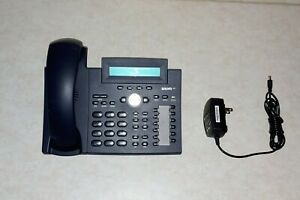 Snom 320 Sip 4 Line Business Voip Phone With Caller Id Black
