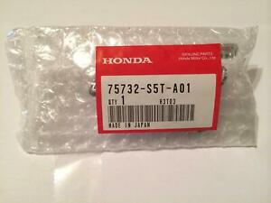 Honda Civic Si Red Genuine Front Grille Badge Emblem 75732 s5t a01 F s