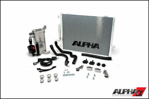 Ams Alpha Supercharger Cooling System For 2009 2011 Audi B8 S4