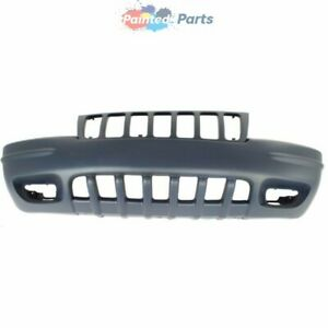 Fits Jeep Grand Cherokee 1999 2000 Front Bumper Painted Ch1000266 Premium