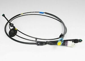 Automatic Transmission Shifter Cable Acdelco Gm Original Equipment 88967320 Fits Gmc