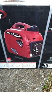 Powermate Pm2000i 2000 watt Portable Gas Inverter Generator Pm0152000 Brand New