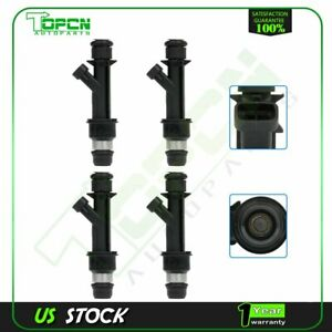 Brand New 4 Fuel Injectors For 2003 2004 2005 Chevrolet Cavalier 2 2l 832 11211