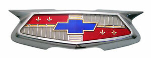 1954 Chevy Belair 210 150 Trunk Emblem Assembly Made In The Usa