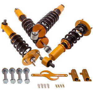 For Cadillac Escalade 2007 2013 Conversion Struts Shocks W Bypass