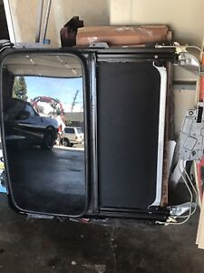 99 03 Acura Tl Sunroof Moonroof Glass Assembly Good Condition