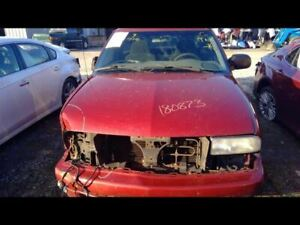 Manual Transmission 2wd Fits 00 03 S10 S15 Sonoma 388518