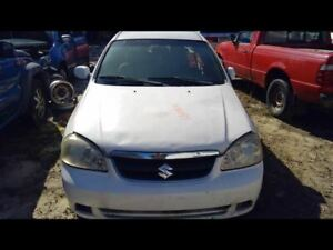 Wheel Road Wheel 15x6 Steel Fits 04 08 Forenza 390138