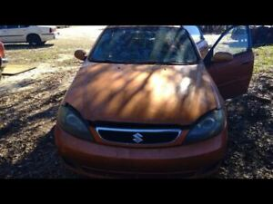 Wheel Road Wheel 15x6 Steel Fits 04 08 Forenza 389712