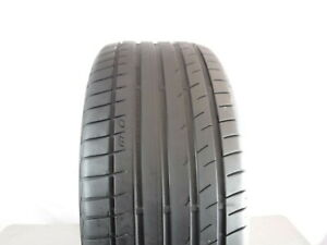 Single used 275 40zr20 Continental Extremecontact Dw Tuned 106y 7 5 32 Dot 3516