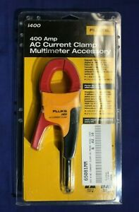 Fluke I400 400 Amp Ac Current Clamp Multimeter Accessory