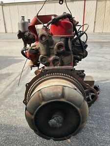 1955 56 Austin Healey Wolseley 6 90 2 port Engine