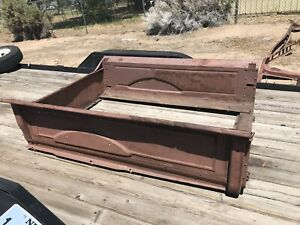 1926 Model T Ford Roadster Pickup Truck Box Bed 1927 Could Use On Model A